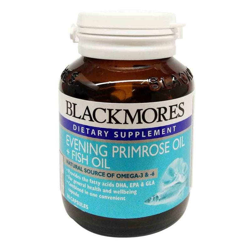 Blackmores Evening Primrose Oil + Fish Oil (30's)