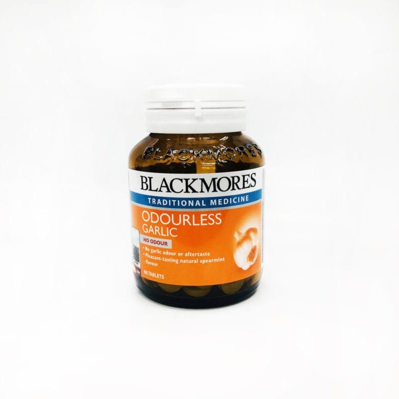 Blackmores Odourless Garlic 90s