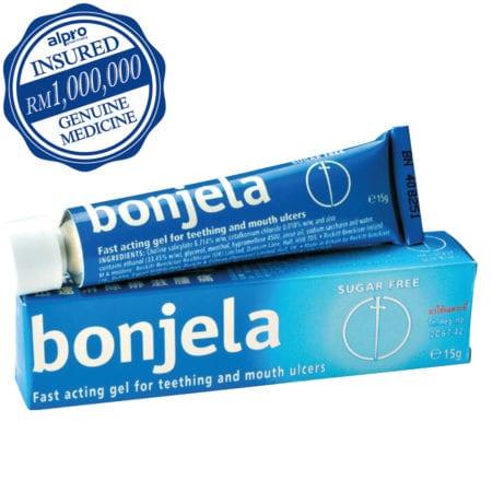 Bonjela Gel For Mouth Ulcer 15g