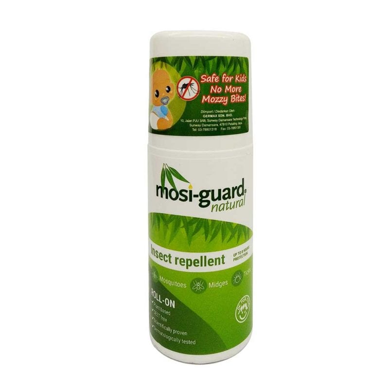 Mosi-guard Natural Insect Repellant Roll On (50ml)