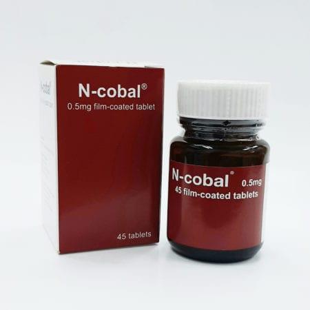 N-cobal 0.5mg 45s
