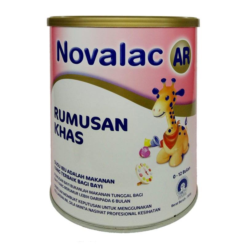 Novalac Ar Special Formula For 0-12m (800g)