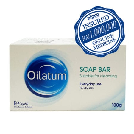 Oilatum Soap Bar (100g)