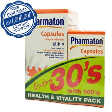 Pharmaton (100s + 30s)