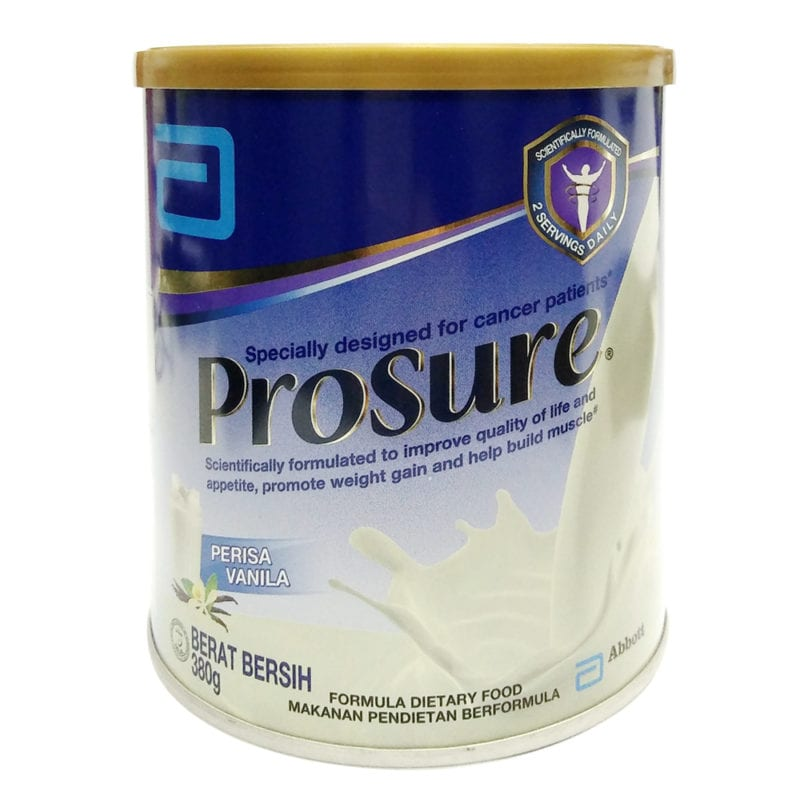 Abbott Prosure Vanilla (380g) (exp Date: 02/ 2021)