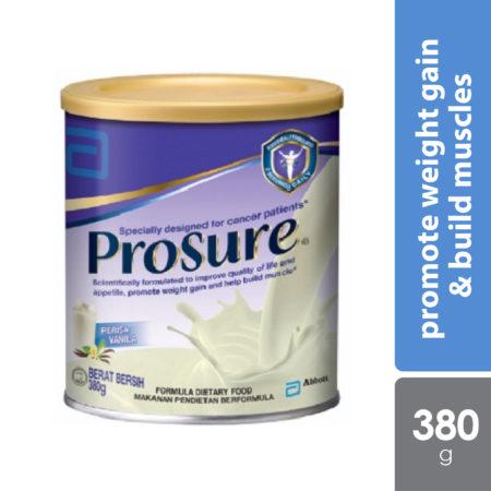 Abbott Prosure Vanilla 380g | Therapeutic Nutrition