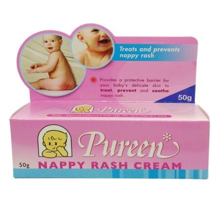 Pureen Nappy Rash Cream 50g
