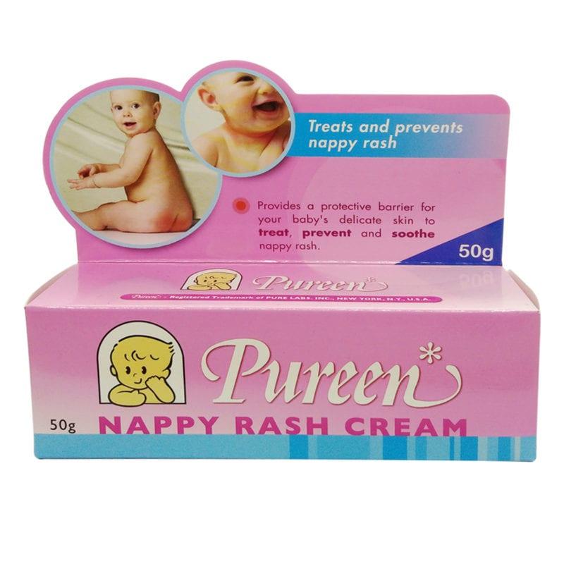 Pureen Nappy Rash Cream (50g) Exp. Date: 07/2022