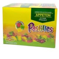 Appeton A-z Kids' Vitamin C Pastilles (5 Pastilles X 20s) Exp Date 10/2021
