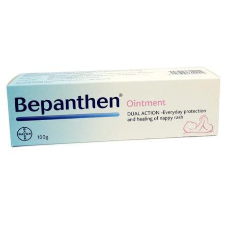 Bepanthen Ointment Nappy Rash (100g)