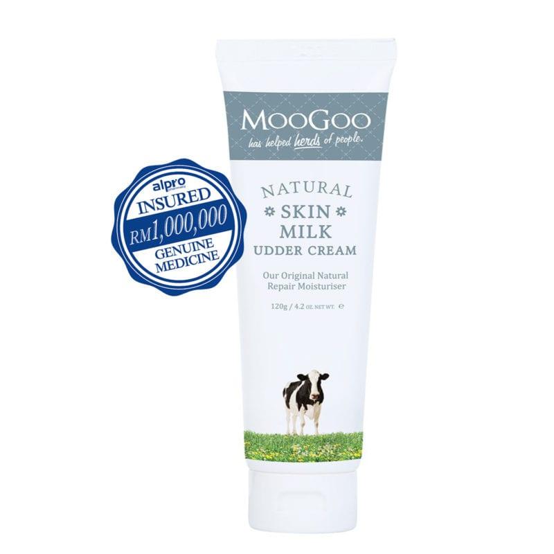 Moogoo Udder Cream - Skin Milk (120ml)