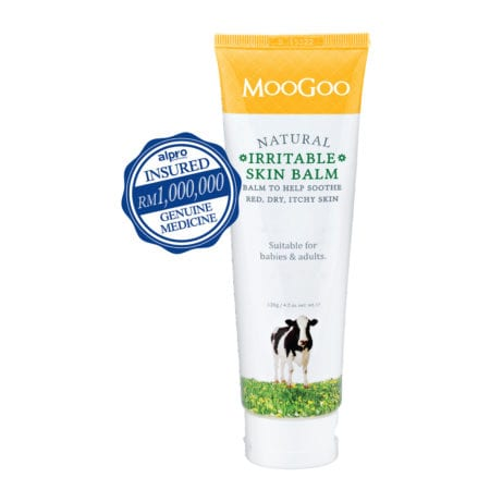 Moogoo Irritable Skin Balm (120ml)