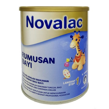 Novalac Infant Formula Step 1 (800g)