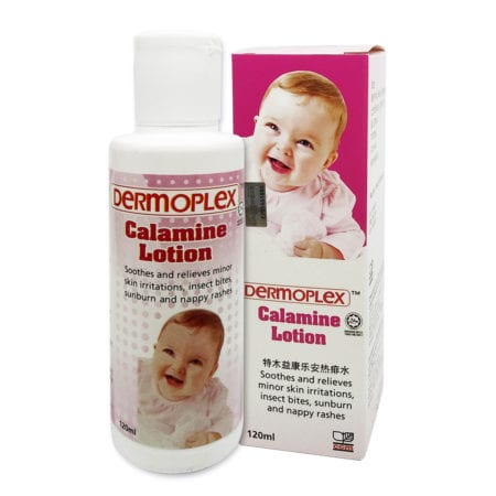 Dermoplex Calamine Lotion 120ml