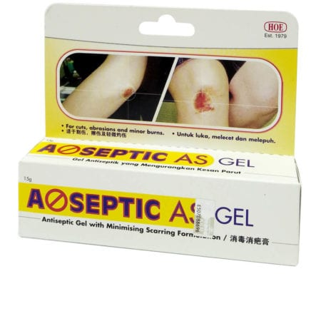 A-septic As Gel (15g)
