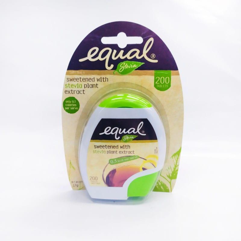 Equal Stevia Tablet 200s
