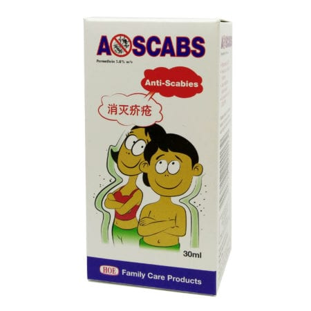 A-scabs Lotion (30ml)