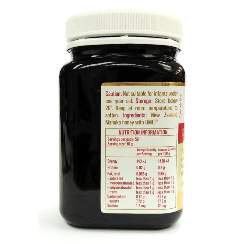 Nz Health Naturally Umf10+ Manuka Honey 500g