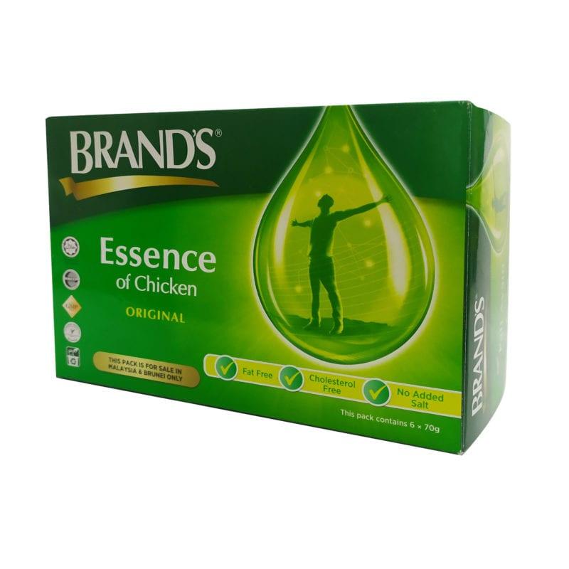 Brands Chicken Essence 6x70g