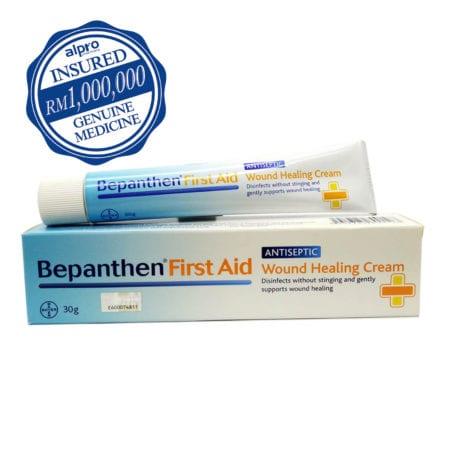 Bepanthen First Aid Wound Healing Cream (30g)