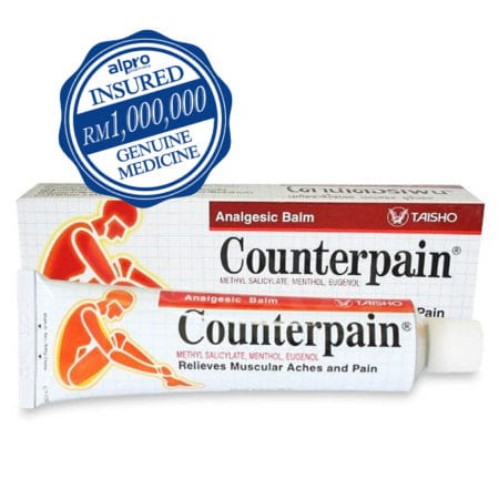 Counterpain 120g