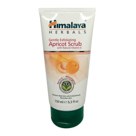 Himalaya Gentle Exfoliating Apricot Scrub (150ml)