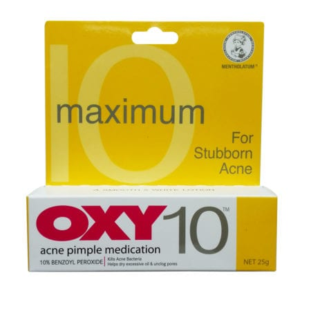Oxy 10 Acne Pimple Medication (25g)