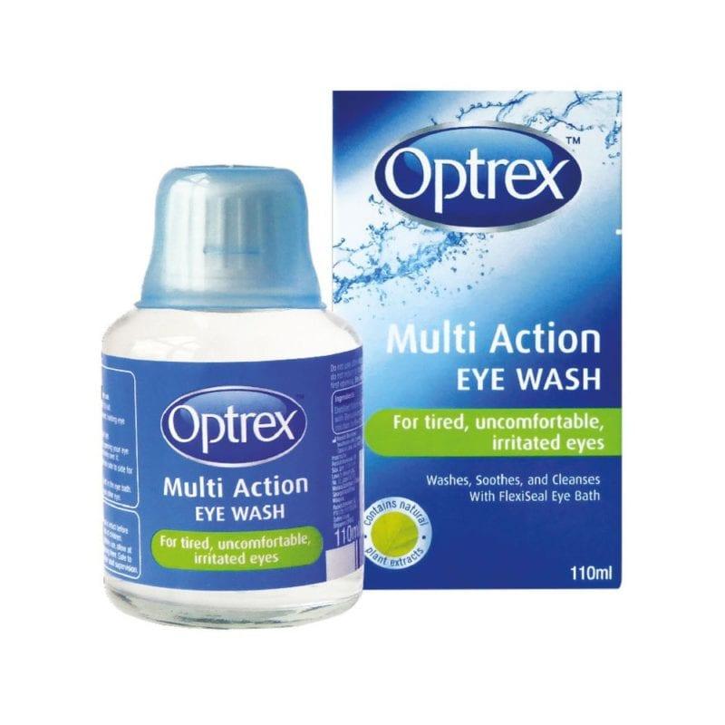 Optrex Multi Action Eye Wash 110ml