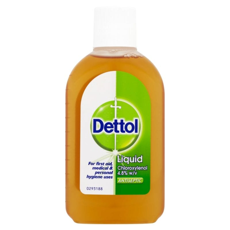Dettol Antiseptic Liquid (250ml)