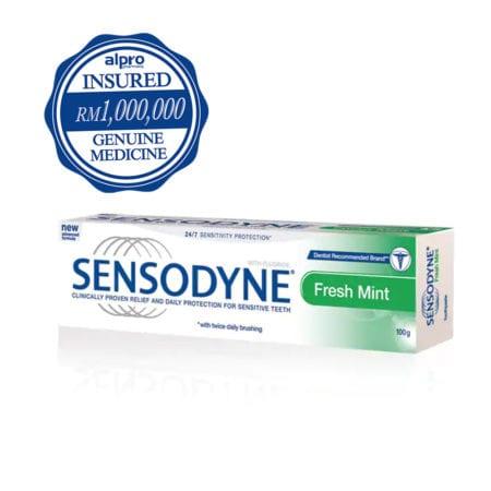 Sensodyne Fresh - Mint (100g )