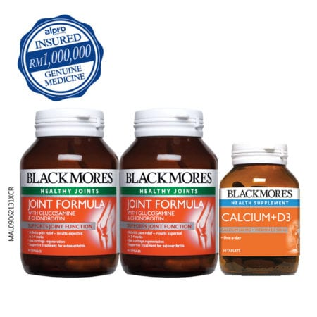 Blackmores Joint Formula (60s X 2) [free Calcium + D3]