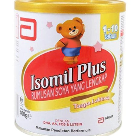 Abbott Isomil Plus 1-10 Years 400g