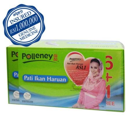 Polleney Pati Ikan Haruan (70ml X 6s)