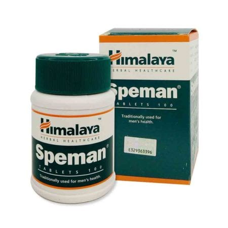 Himalaya Speman Increase Sperm (100 Tablets) (exp Date: 06/2021)