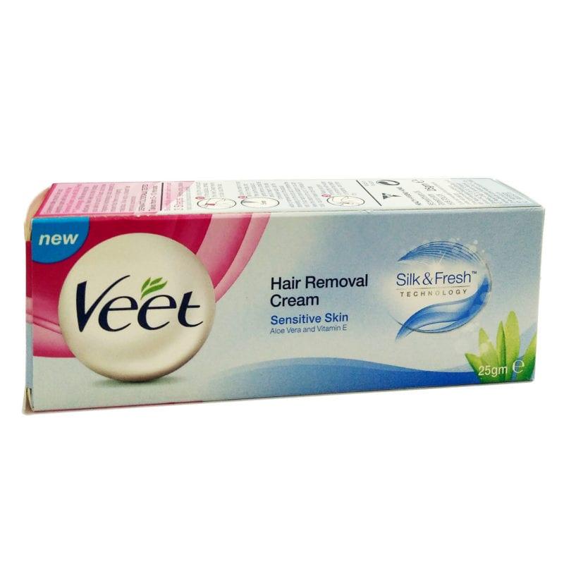 Veet Sensitive Skin Cream 25g