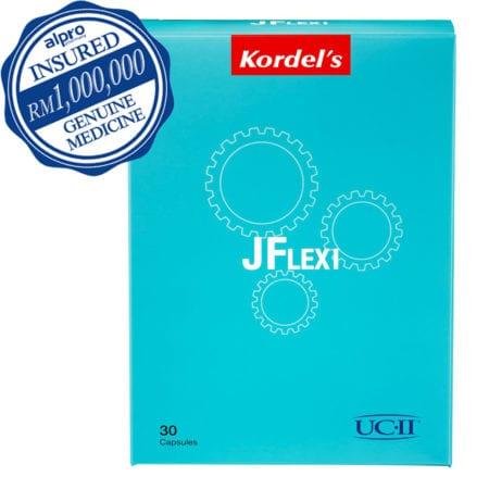 Kordel's Jflexi 30 Capsules (exp 11/2020)