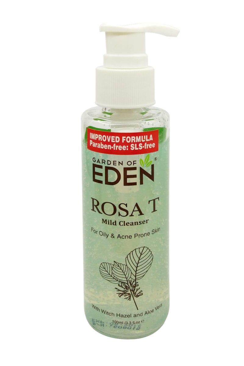 Garden Of Eden Rosa T Mild Cleanser (100ml)