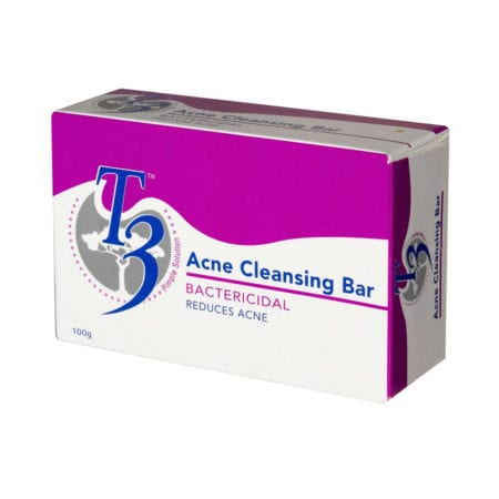 T3 Acne Cleansing Bar (100g) Exp. Date: 03/2021