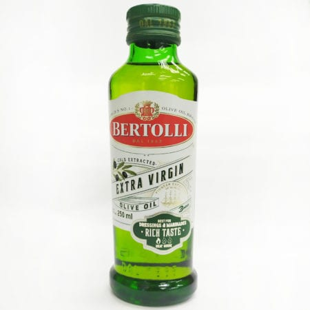 Bertolli Extra Virgin Olive Oil 250ml