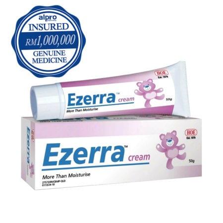 Ezerra Cream 50g