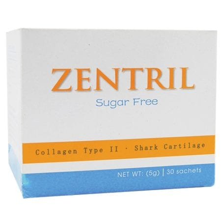 Zentril Sugar Free 5g 30s