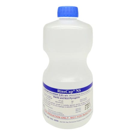 Rinscap Normal Saline Sodium Chloride Irrigation Solution (1000ml)