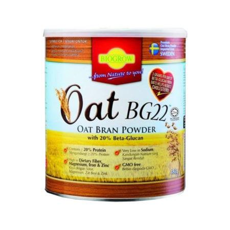 Biogrow Oat (480g) Bg22