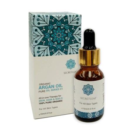 Secretleaf Organic Argan Oil (15ml)