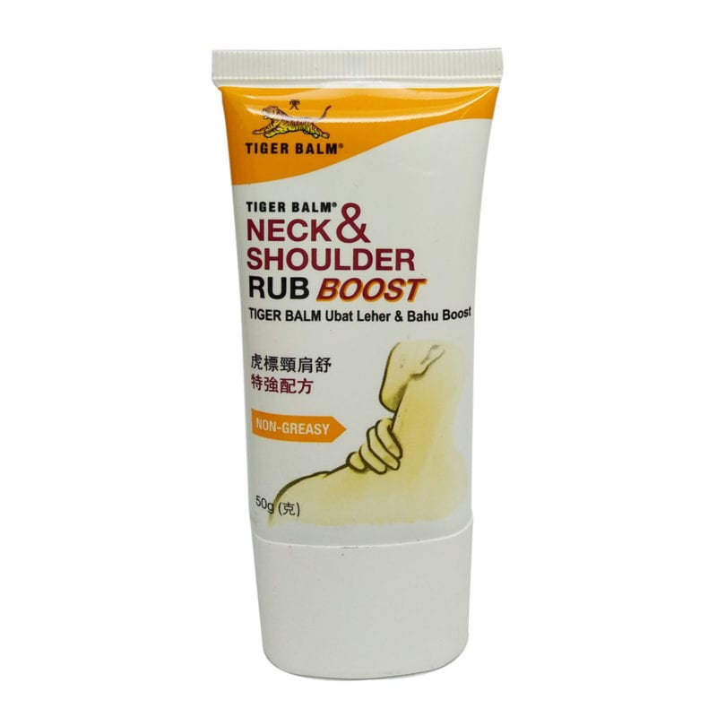 Tiger Balm Neck &shoulder Rub Boost (50g)