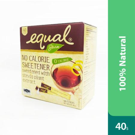 Equal Stevia Stick 40s