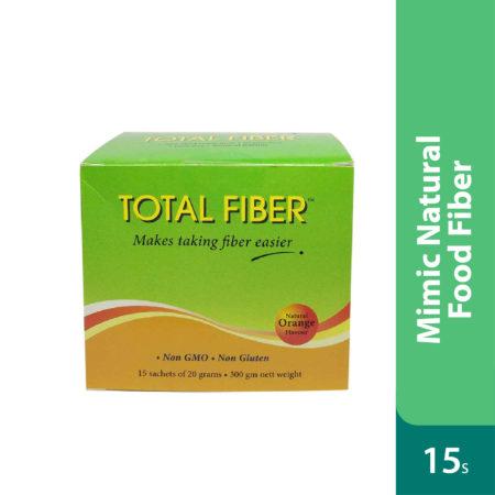 Total Fiber Orange 20g 15s