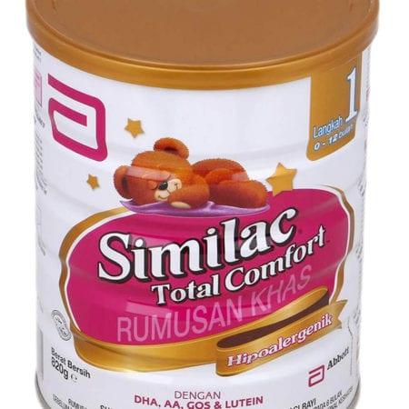 Abbott Similac Total Comfort - 0-12m (820g)