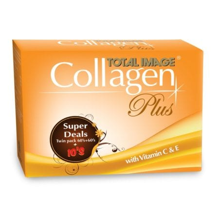 Total Image Collagen Plus (60s X 2) [free 10s]