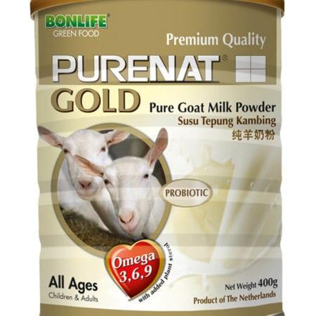 Bonlife Purenat Gold Goat Milk Powder (400g)